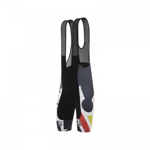 Cinelli - Chrome Training Bib Shorts 2017