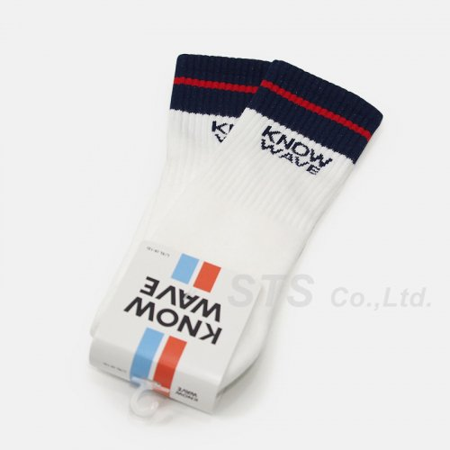 Know Wave - East River Court Socks