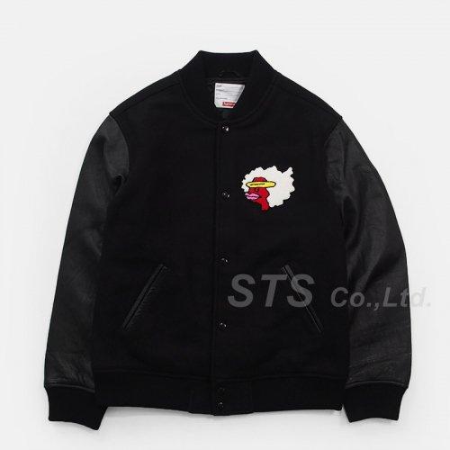 Supreme - Gonz Ramm Varsity Jacket