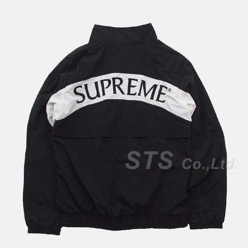 Supreme - Arc Track Jacket