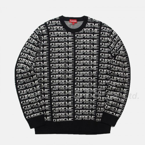 Supreme - Repeat Sweater