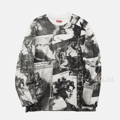 Supreme - Michelangelo L/S Top