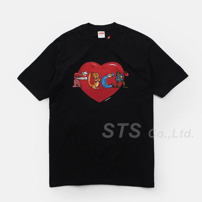 Supreme - Fuck Love Tee