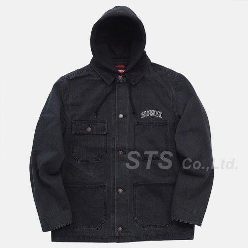 Supreme - Hooded Chore Coat