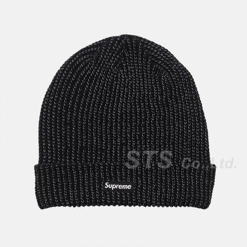 Supreme - Reflective Loose Gauge Beanie