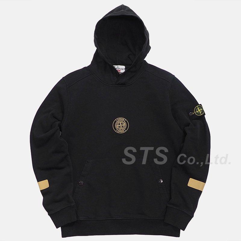 Supreme/Stone Island Hooded Sweatshirt