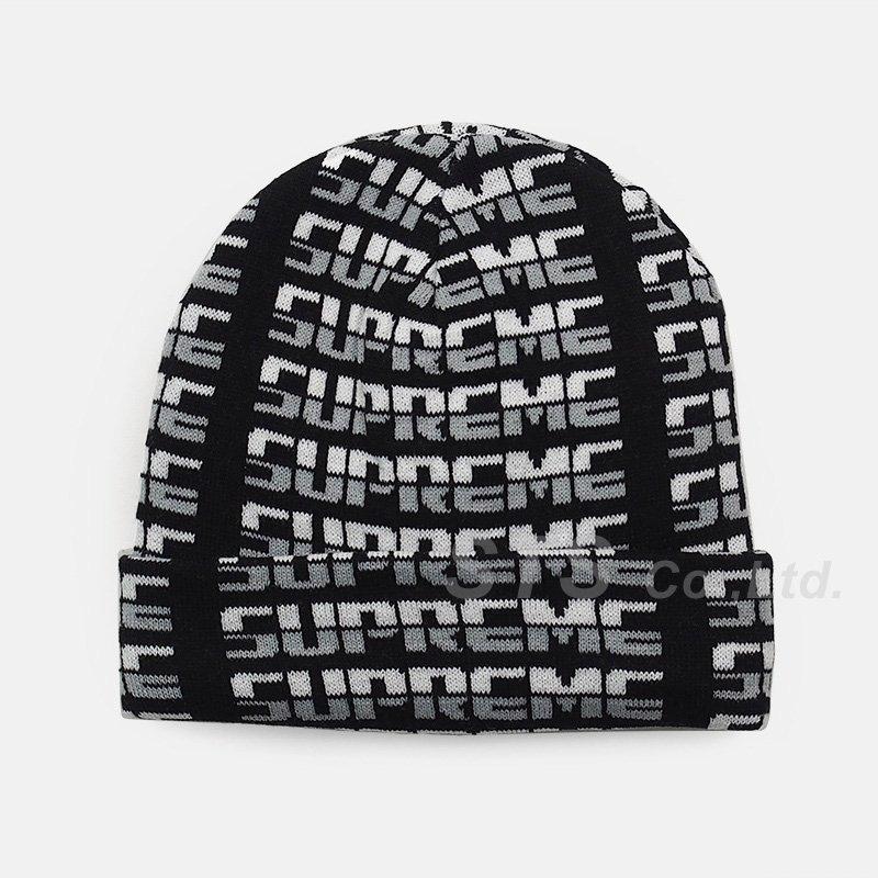 Supreme - Repeat Beanie