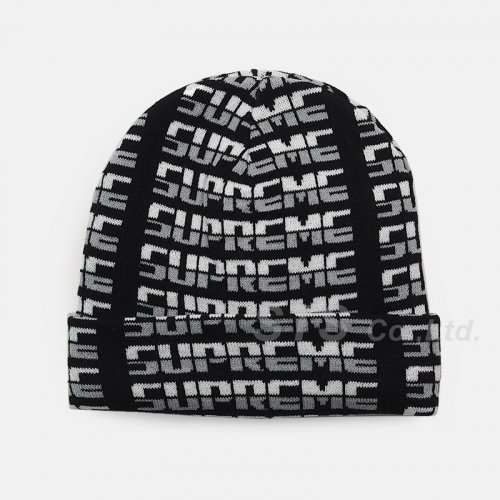Supreme - Repeat Beanie