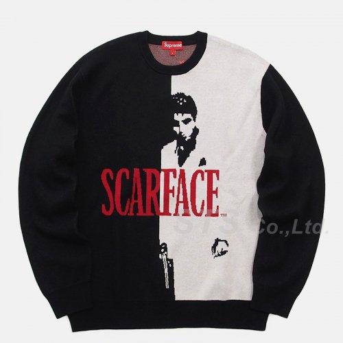 Supreme - Scarface Sweater
