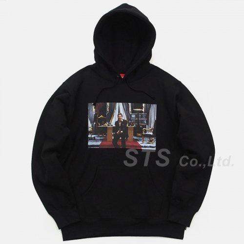 Supreme - Scarface Friend Hooded Sweatshirt