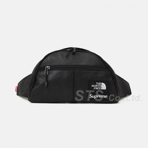 Supreme/The North Face Leather Roo II Lumbar Pack