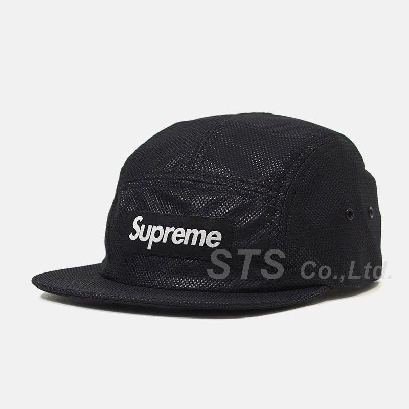 Supreme - Bonded Mesh Camp Cap