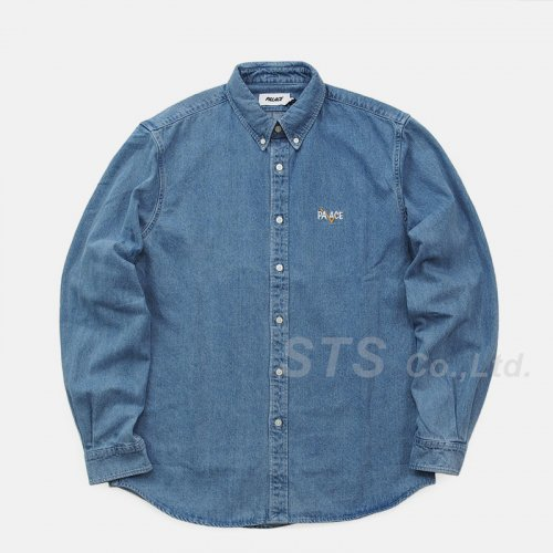 Palace Skateboards - Correct Denim Shirt