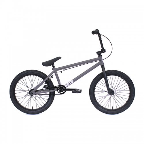 DURCUS ONE - Moto (Matte Grey)