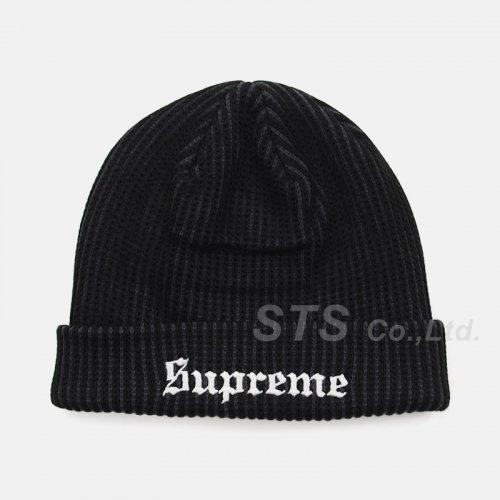 Supreme - 2-Tone Rib Beanie