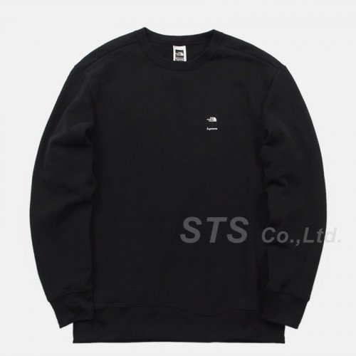 Supreme/The North Face Mountain Crewneck Sweatshirt