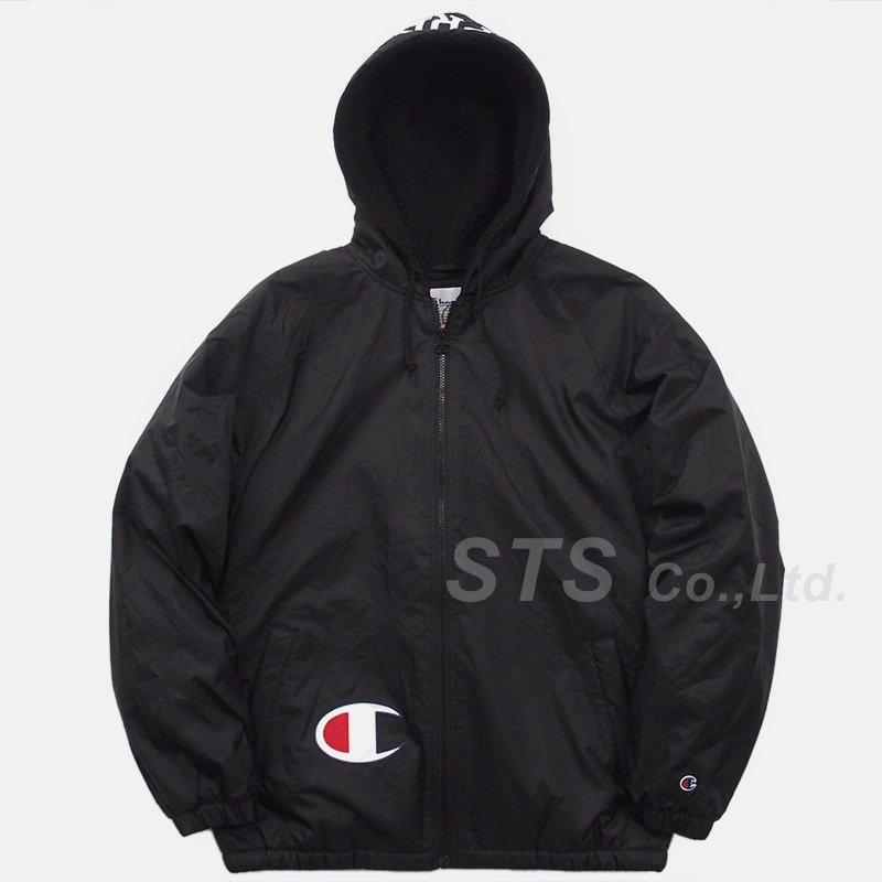 79b8fe8fa5 Supreme Champion Sherpa Lined Hooded Jacket - ParkSIDER