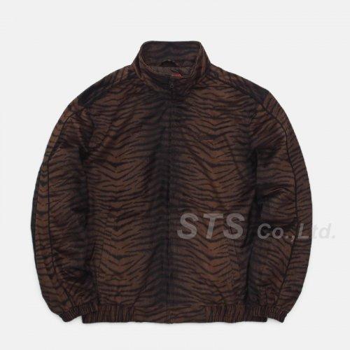 Supreme - Tiger Stripe Track Jacket