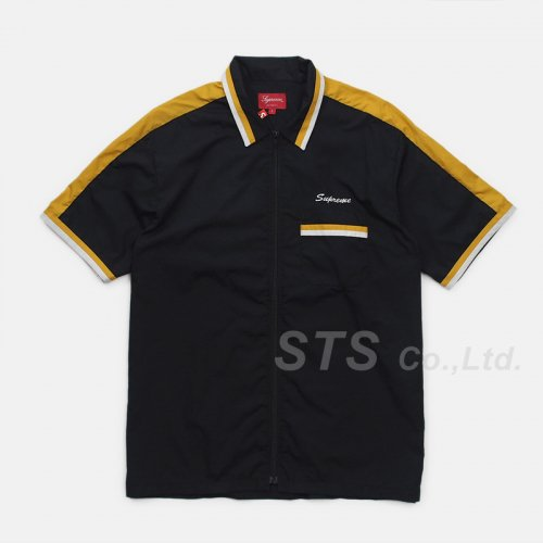 Supreme - Zip Up Work Shirt