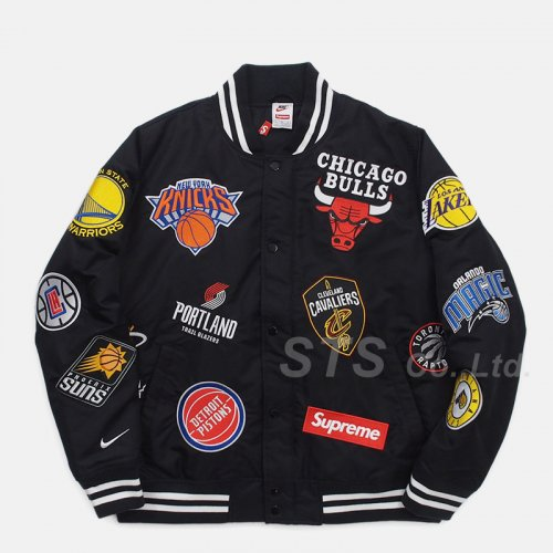Supreme/Nike/NBA Teams Warm-Up Jacket