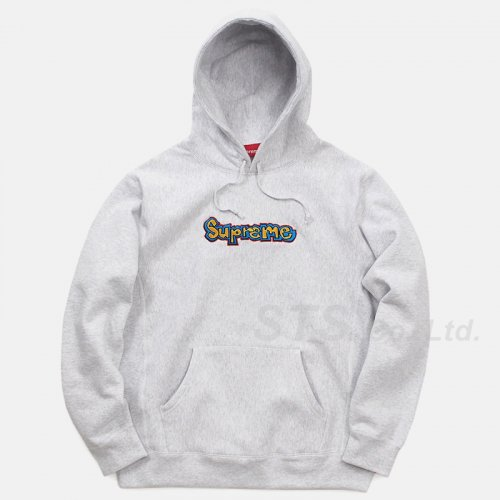 Supreme - Gonz Logo Hooded Sweatshirt