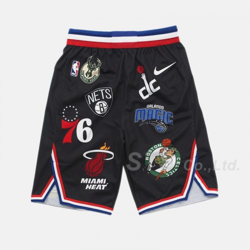 Supreme/Nike/NBA Teams Authentic Short