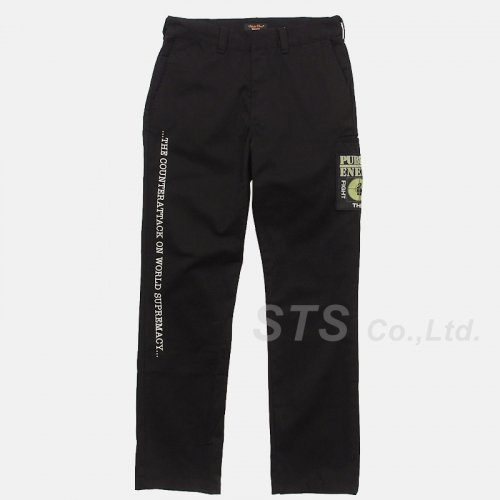 Supreme/UNDERCOVER/Public Enemy Work Pant