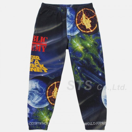 Supreme/UNDERCOVER/Public Enemy Sweatpant