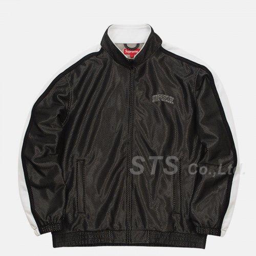 Supreme - Bonded Mesh Track Jacket