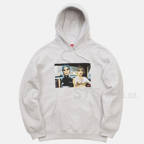Nan Goldin/Supreme Misty and Jimmy Paulette Hooded Sweatshirt