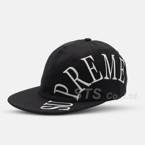 Supreme - Side Arc 6-Panel