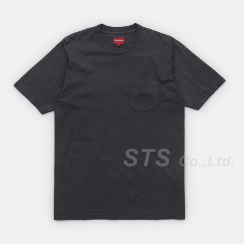 Supreme - Overdyed Pocket Tee