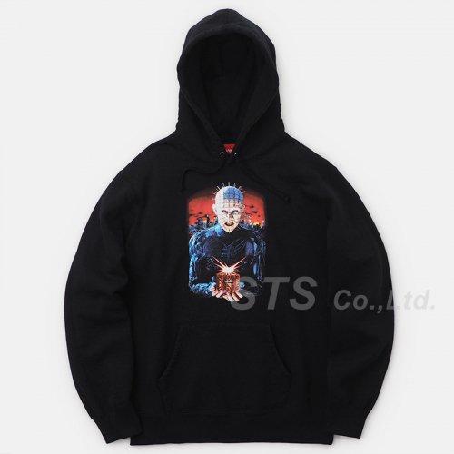 Supreme/Hellraiser Hell on Earth Hooded Sweatshirt