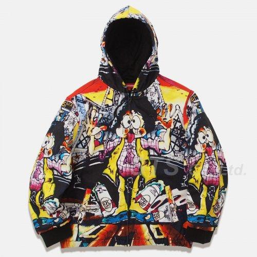 Supreme - The Yard Hooded Work Jacket