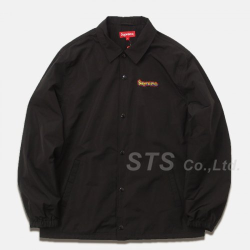Supreme - Gonz Logo Coaches Jacket