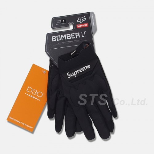 Supreme - Fox Racing Bomber LT Gloves