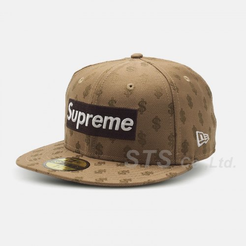 Supreme - Monogram Box Logo New Era