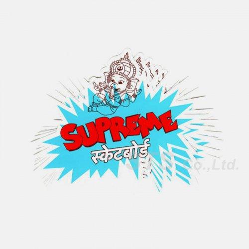 Supreme - Ganesha Sticker