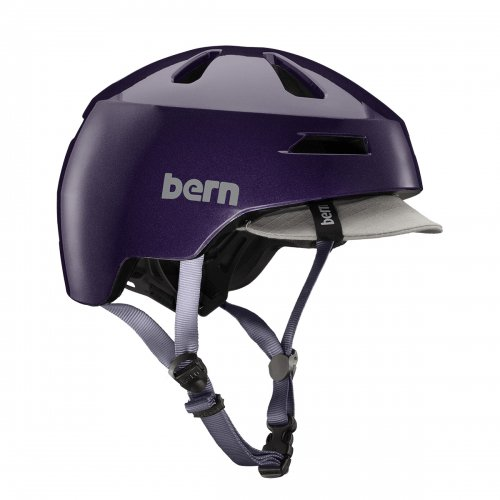 bern - Brentwood 2.0 / Gloss Deep Purple