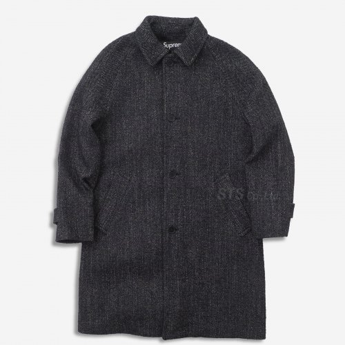 Supreme - Wool Trench Coat