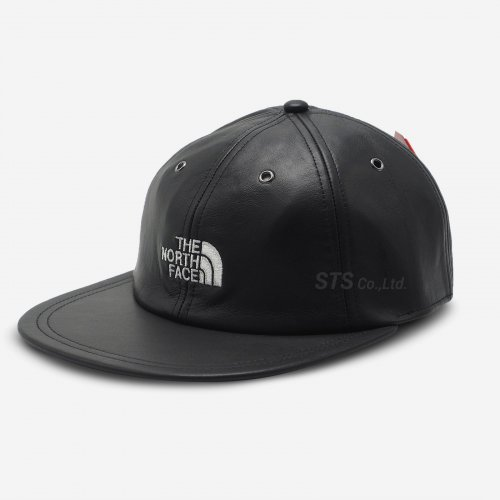 Supreme/The North Face Leather 6-Panel