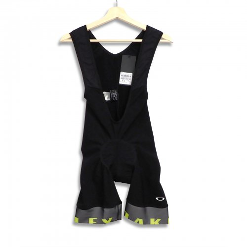 Oakley - Thermal Bib Short - Black Out / Hi-Vis Yellow