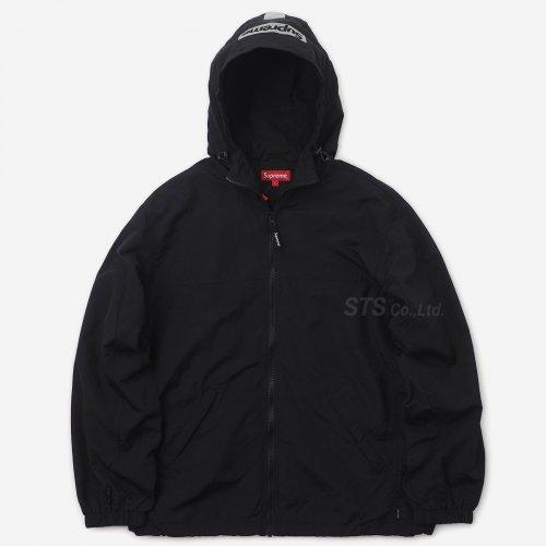 Supreme - 2-Tone Zip Up Jacket