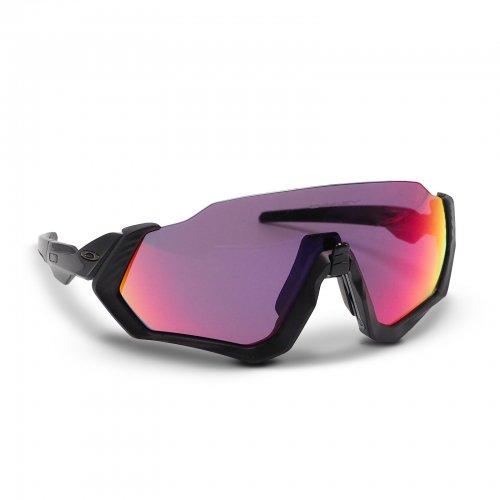 Oakley -  Flight Jacket / Matte Black Prizm Road