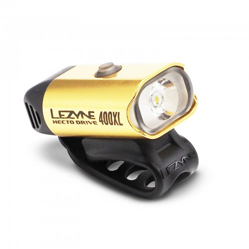 【10% OFF】Lezyne - Hecto Drive 400XL / LTD Color