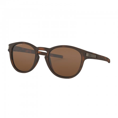 Oakley - Latch (A) / Matte Brown Tortoise Prizm Tungsten
