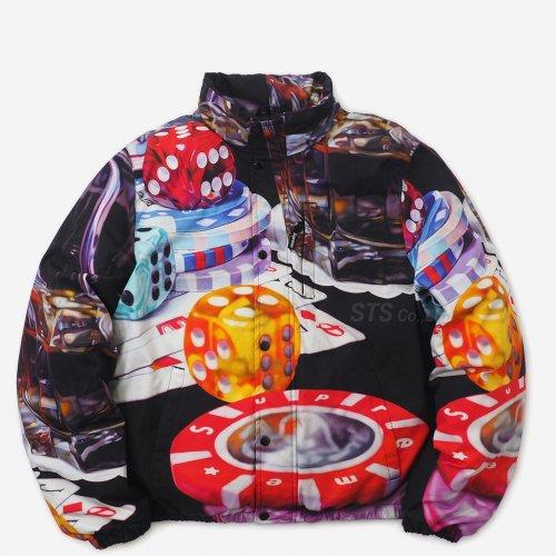 Supreme - Casino Down Jacket