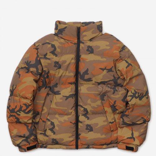 Supreme - Reflective Camo Down Jacket