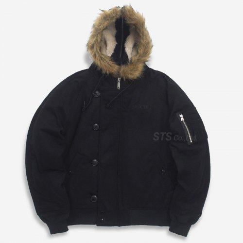 Supreme - Wool N-2B Jacket