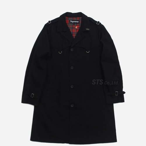 Supreme - D-Ring Trench Coat